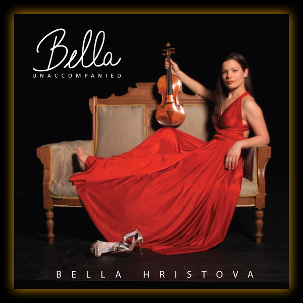 Bella Unaccompanied - Cover