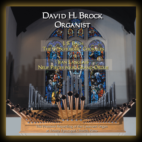 DB-Organist - Cover